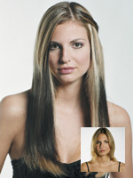 Longer Hair Extensions by Balmain at Coray and Co.